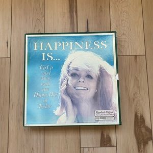 Vintage records -1960's-happiness is